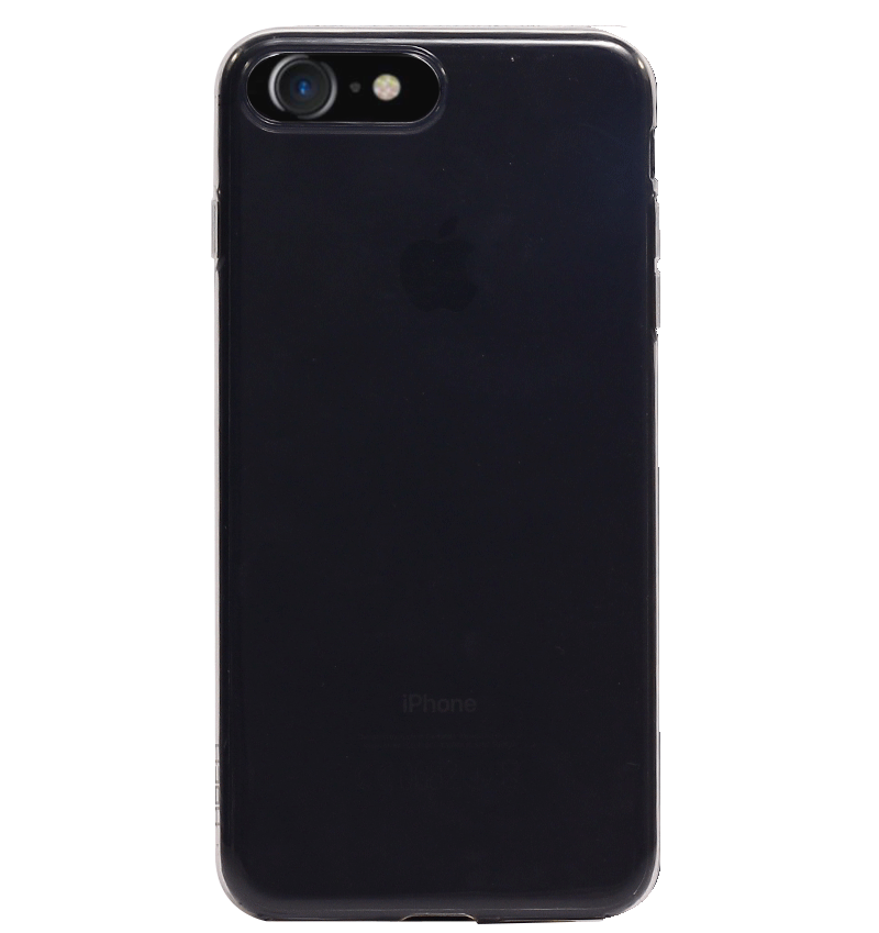 Ốp lưng iPhone 7 Rock Silicon trong