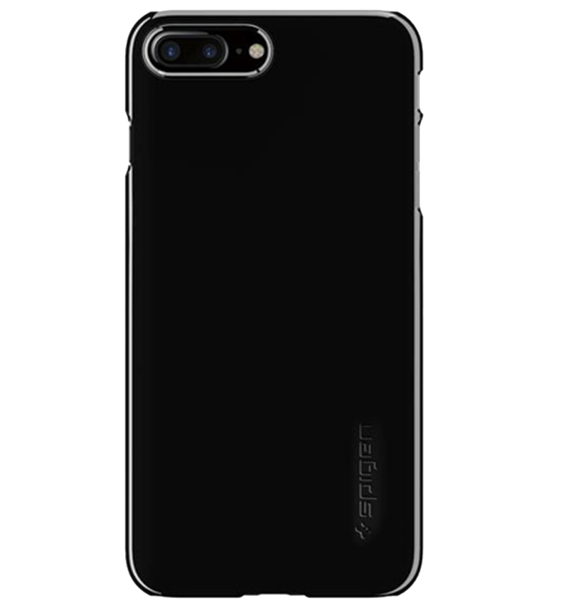 Ốp lưng iPhone 7 Plus Spigen Thin Fit Jet Black