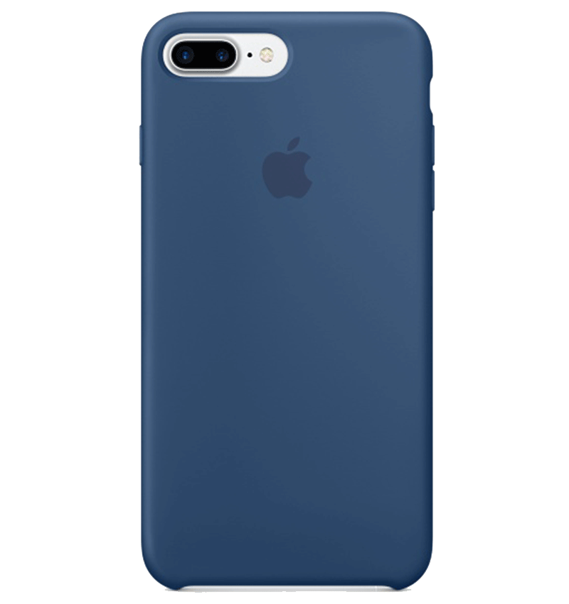 Ốp lưng iPhone 7 Plus silicon ocean blue