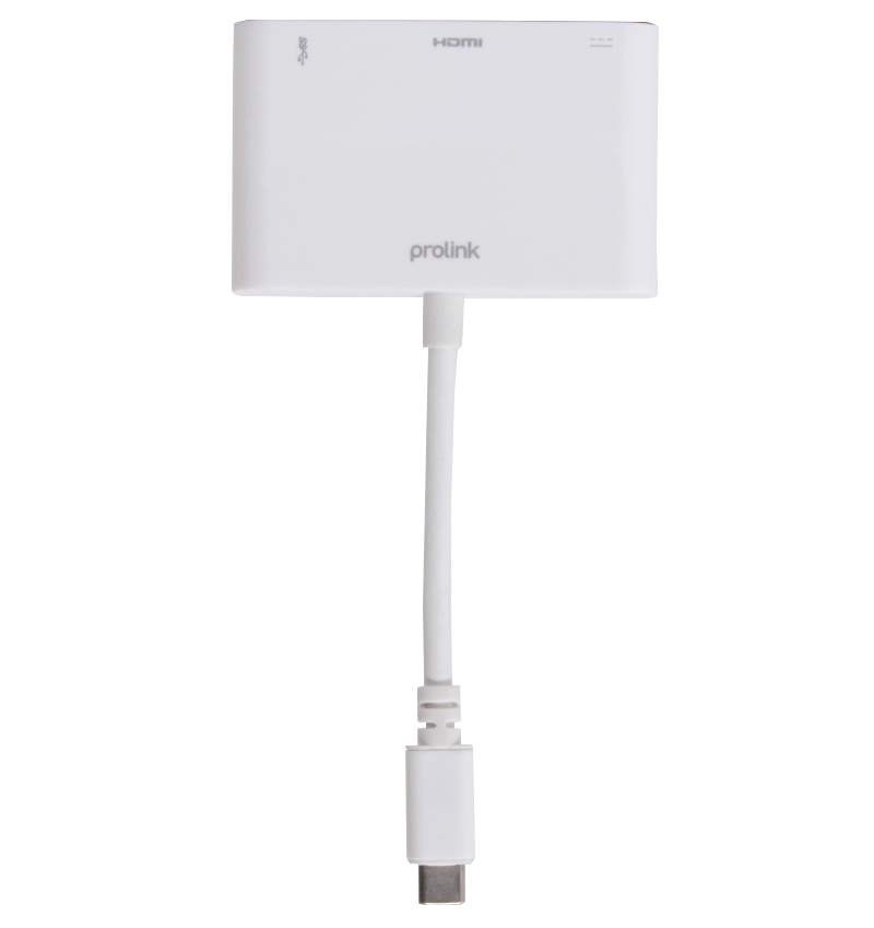 Cáp hub Usb-C to HDMI Prolink