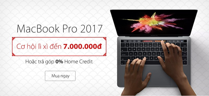 A1 - Macbook Pro 2017 - thang 1