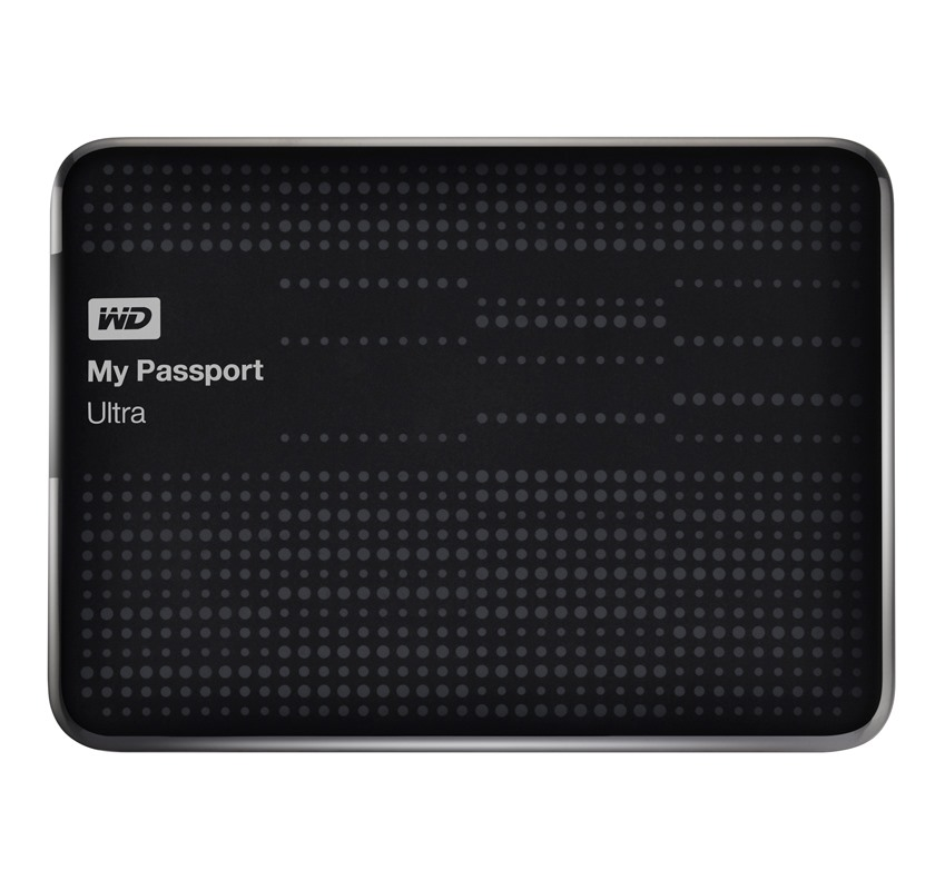 Ổ cứng ngoài HDD Western 1TB My Passport