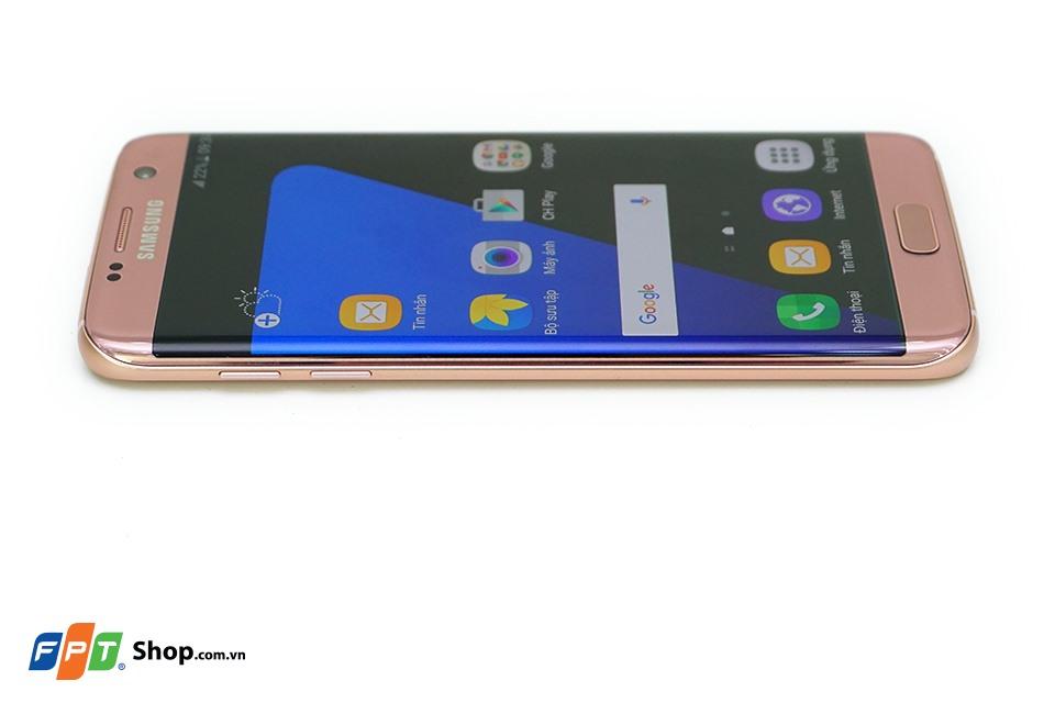 Dung lượng pin Samsung Galaxy S7 Edge