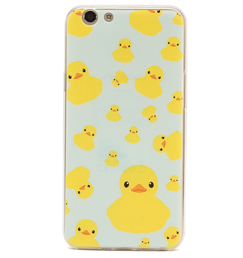 Ốp lưng Oppo F1S Multi Duck