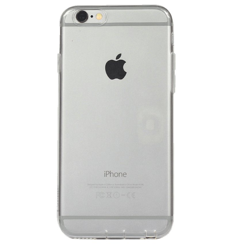 Ốp lưng Silicon Trong iPhone 6/6S