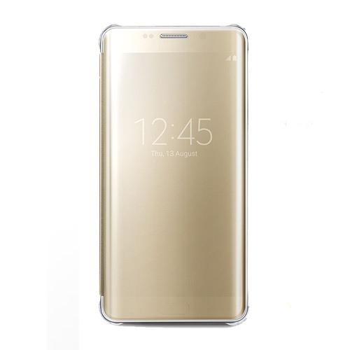 Bao da Samsung Note 7 Rock Clear Gold