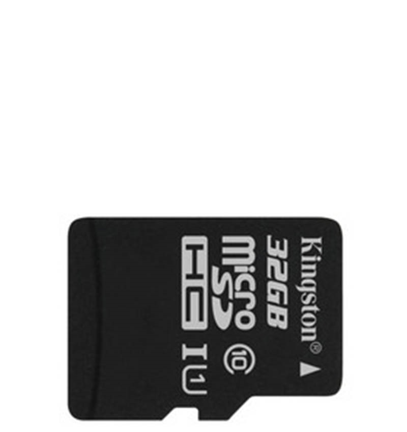 Micro SD 32Gb Kingston class 10
