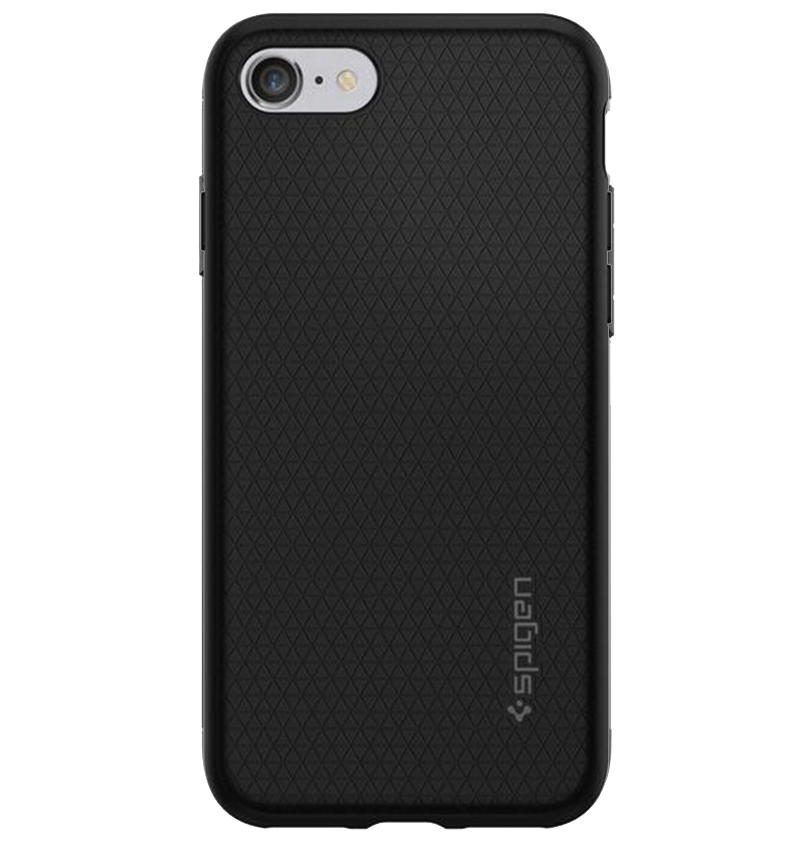 Ốp lưng iPhone 7 Spigen Liquid Armor Black