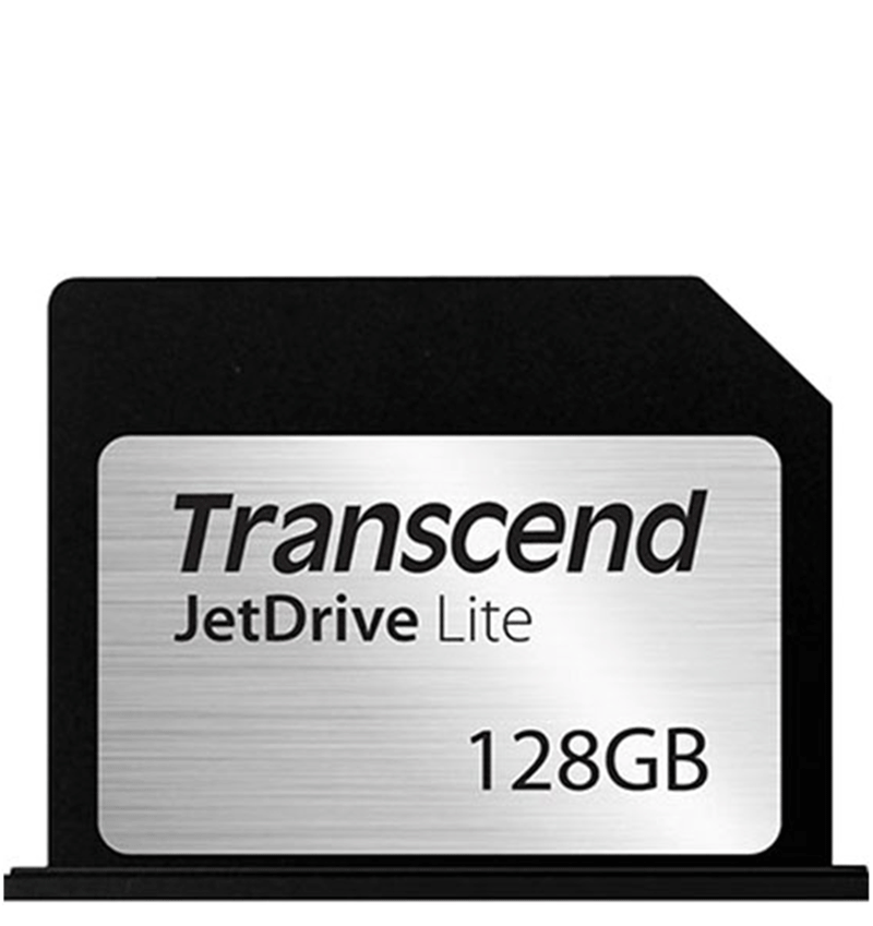 Thẻ nhớ Transcend 128GB JDL, Macbook Pro13