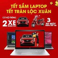 Laptop tháng Header