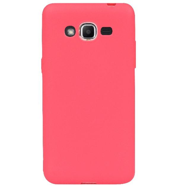Ốp lưng Samsung J2 Prime Dẻo, Đỏ