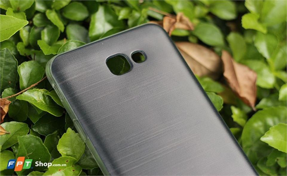 Ốp lưng Samsung J5 Prime Silicon Black