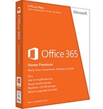 Key-Online Office 365 Home Premium 32-bit/x64 English Subscr 1YR APAC EM Medialess