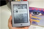 Sức mạnh của Amazon Kindle Touch