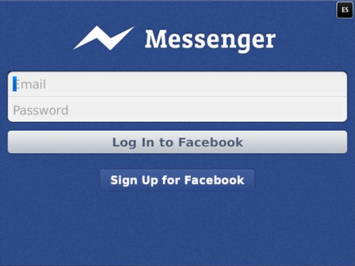 Hướng dẫn thoát tài khoản Facebook Messenger trên iOS