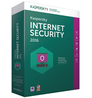 Kaspersky Internet Security (1 PC/1 năm)