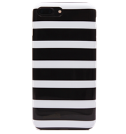 Ốp lưng iPhone 7 Plus Silicon Stripe