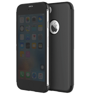 Bao da iPhone 7 Rock Dr.V Black