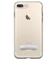 Ốp lưng iPhone 7 Plus Spigen Crystal Hybrid Gold