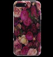 Ốp lưng iPhone 7 Plus Silicon Color Roses