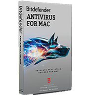 Bitdefender Antivirus for Mac (1 user/1 năm)