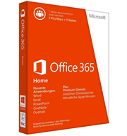 Office 365 Home Premium 32-bit/x64 English Subscr 1YR APAC EM Medialess