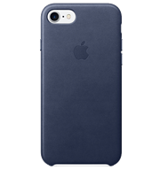 PKNK Ốp lưng iPhone 7 Leather case Midnight Blue MMY32FE/A