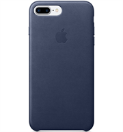 Apple Ốp lưng iPhone 7 Plus/8 Plus Leather Midnight Blue