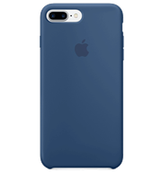 Ốp lưng iPhone 7 Plus/ 8 Plus silicon ocean blue