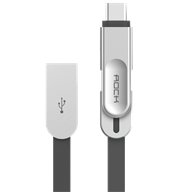 Cáp USB Type-C Micro ROCK 1m