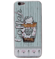 Ốp lưng Oppo F1S Kitty Coffee
