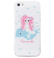 Ốp lưng iPhone 5S/SE Little Mermaid
