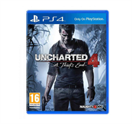 UNCHARTED 4: A THIEF'S END (PCAS-02022E)