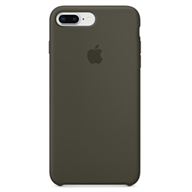 PKNK Ốp lưng iPhone 8 Plus/7 Plus Silicon Dark Olive MR3Q2FE/A