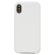 Ốp lưng iPhone X Devia Nature White