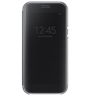 Bao da Samsung A5 2017 Clear View Black