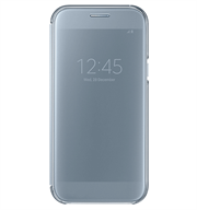 Bao da Samsung A7 2017 Clear View Blue