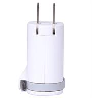 Sạc ĐT USB Rock 2 cổng usb 1 cáp micro