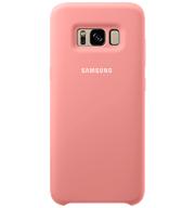 Ốp lưng Samsung S8 Silicon Pink