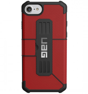 Bao da iPhone 8 UAG Metropolis Red