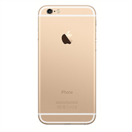 Ốp lưng iPhone 6/6S Nhựa dẻo 3D Electroplating Tpu Meetu Gold