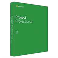 Microsoft Project Prof 2019 (Vĩnh viễn, cho 01 Windows)