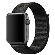 Apple Dây đeo Apple Watch 42mm Black Sport Loop