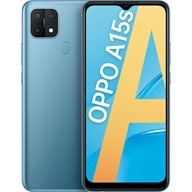 OPPO A15s 4GB-64GB