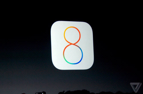Apple ra mắt iOS 8