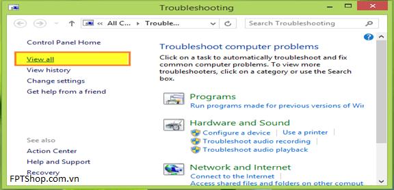 Hướng dẫn khắc phục lỗi chế đội Sleep trên Windows 8.1