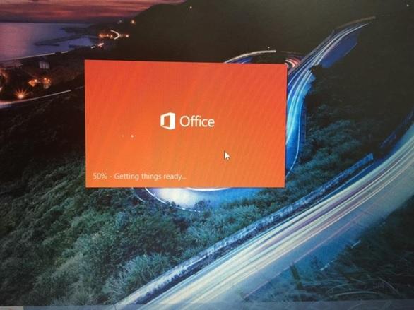 Hướng dẫn Active Office 365 trên máy tính chạy Windows