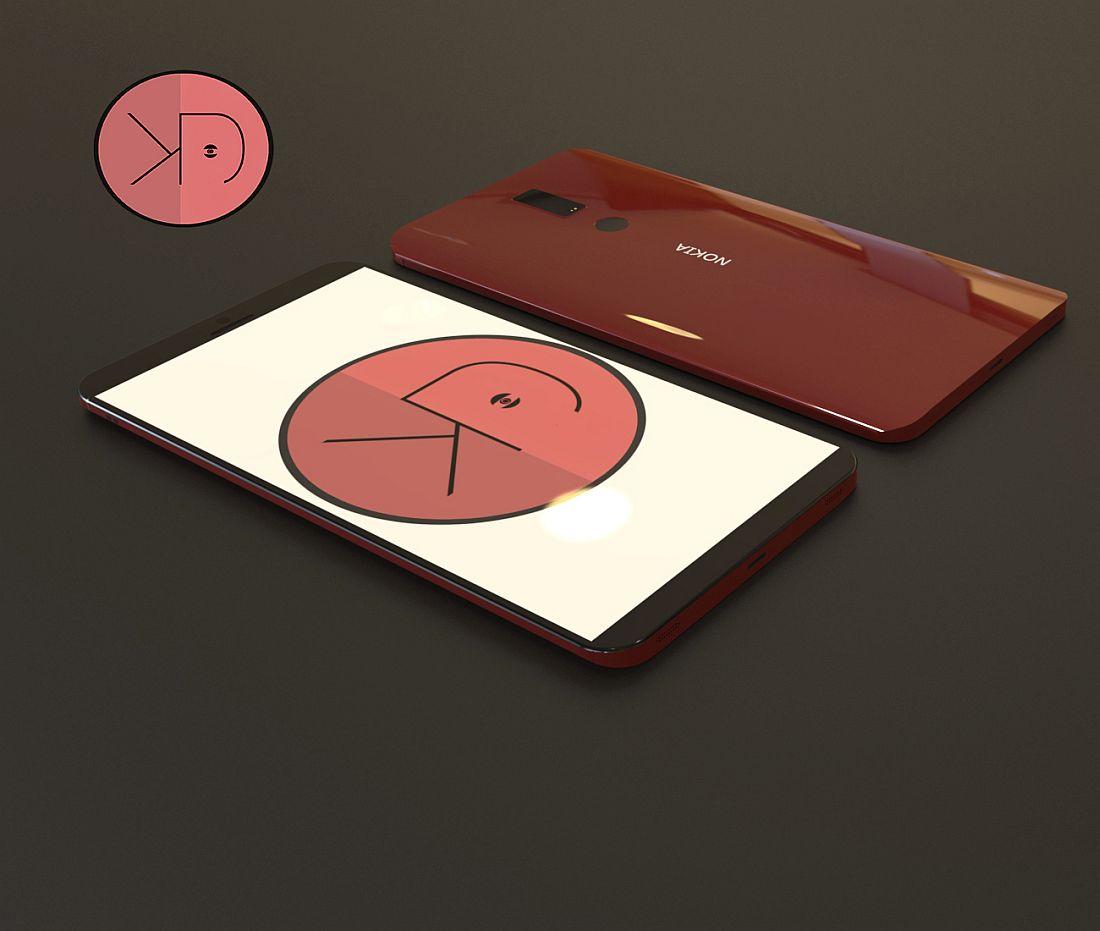Ngẩn ngơ với mẫu Nokia 9 cực đẹp vừa xuất hiện