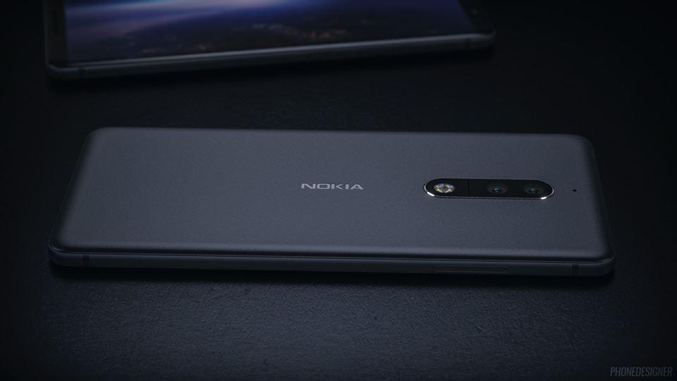 Chiếc Nokia 9 camera kép, màn hình cong mà tôi hằng mong ước đây rồi!