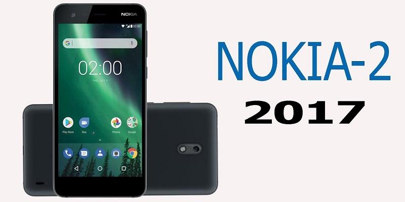 Nokia 2 sẵn sàng lên kệ, giá bán chính thức đã hé lộ